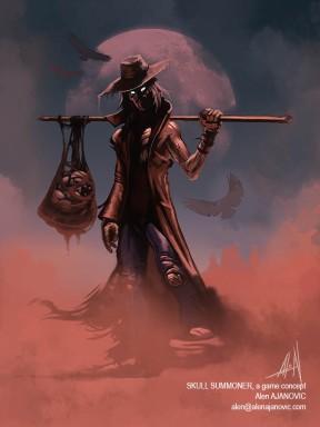Skull summoner